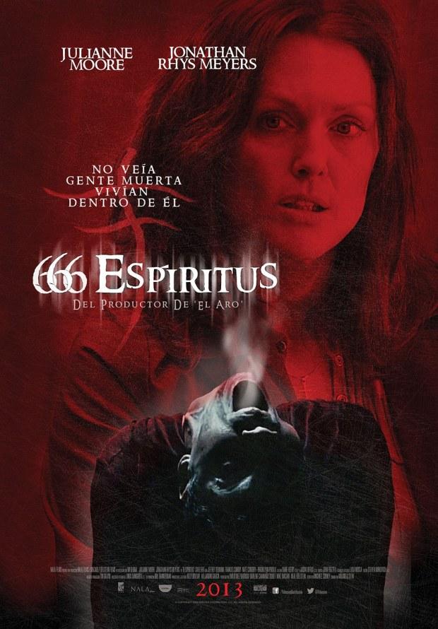 6 espiritus poster