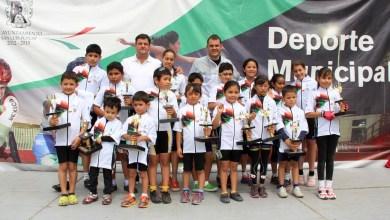 Photo of Concluye serial municipal de ciclismo infantil