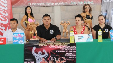 Photo of Presentan Mega Campeonato SuperBody 2013