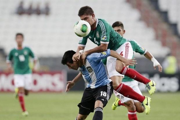 México Vs Argentina sub 17