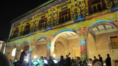 Photo of Un éxito, espectáculo de Luz y Sonido