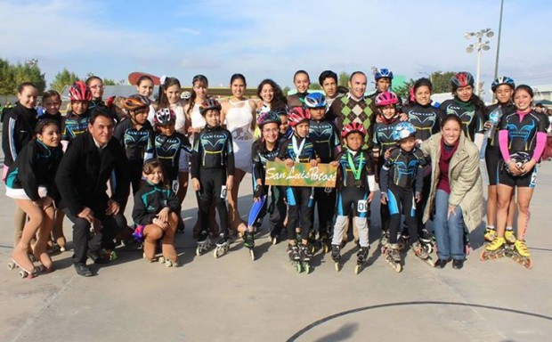 campeonato nacional patinaje slp