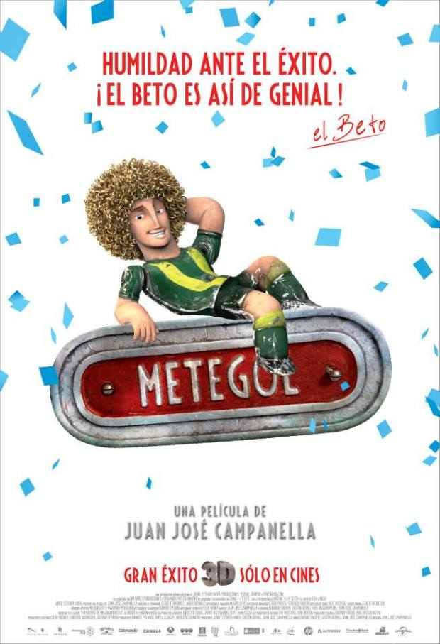 metegol poster