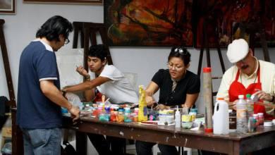 Photo of José Ángel Robles impartirá cursos de pintura en el Instituto Potosino de Bellas Artes