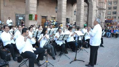 Photo of La Banda Estatal de Música este jueves en Plaza de Armas