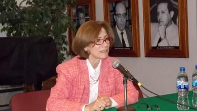 Photo of La cronistas Isabel Monroy disertó sobre la historial de la ciudad de SLP