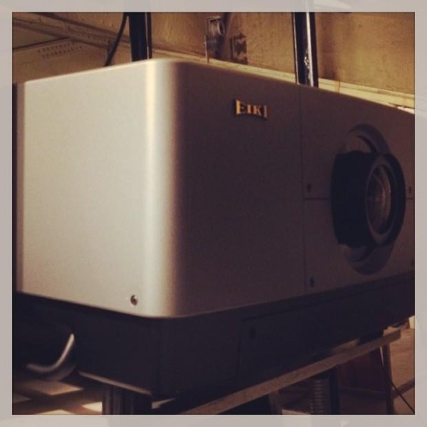 proyector cineteca