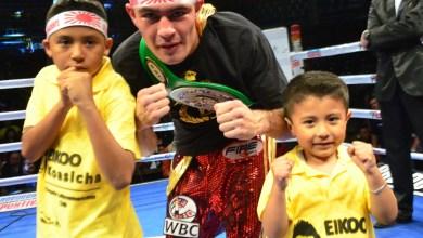 Photo of El talento potosino brilló en la función de box profesional