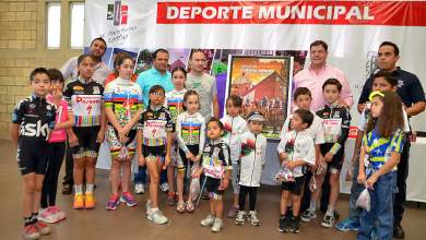 Photo of Todo listo para el Serial de Ciclismo Infantil de los Barrios
