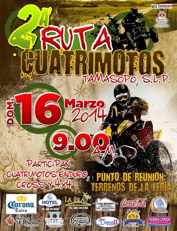 2a ruta cuatrimotos Tamasopo @ Feria de Tamaposo | Tamasopo | San Luis Potosí | México