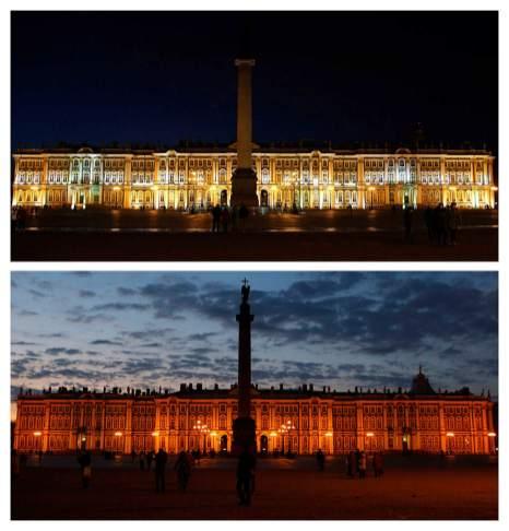 Hermitage, San Petersburgo, Rusia