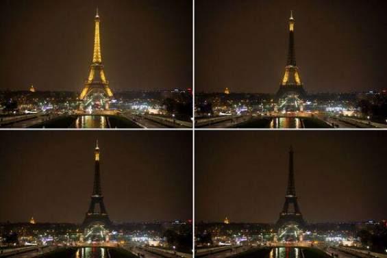 La Torre Eiffel,Francia