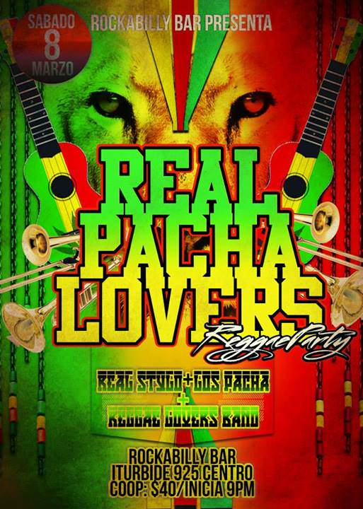 Real Pacha Lover