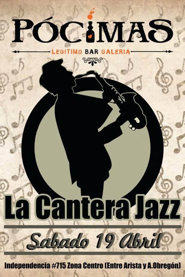 LA cantera Jazz