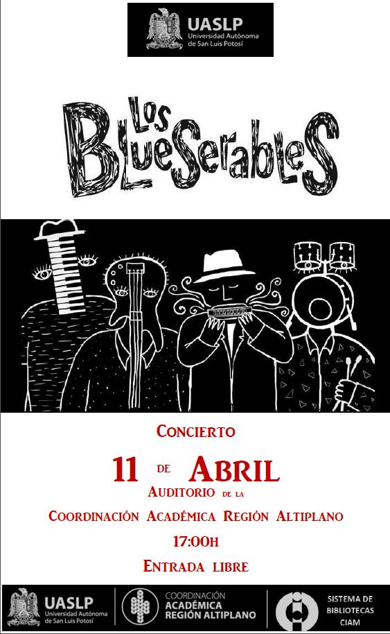 Los Bluserables 11 abril