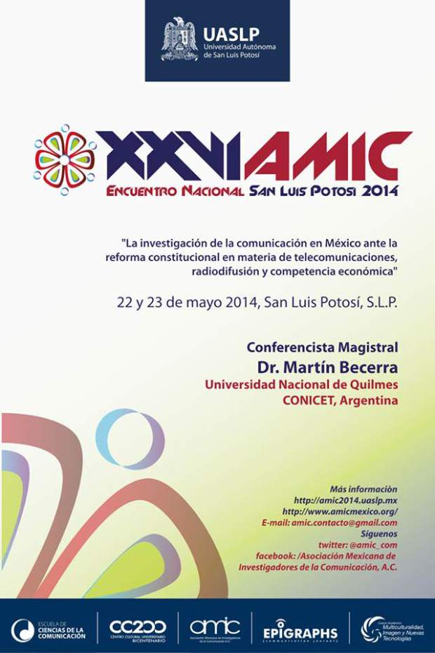 XXVi AMIC encuentro nacional slp