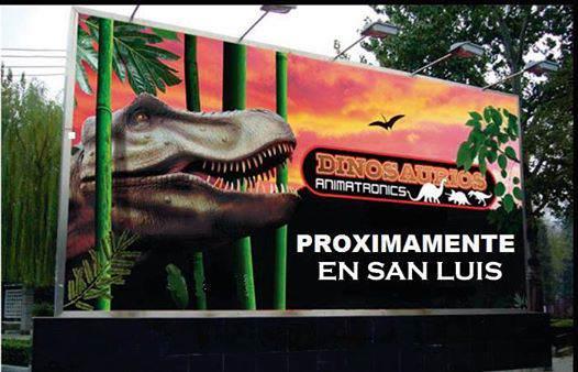 dinosaurios animatronix