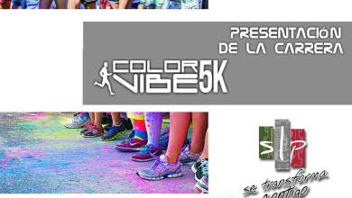 Photo of Presentan la carrera «Color Vibe 5k»