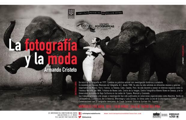 la fotografía y la moda