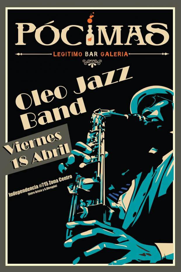 olea jazz band