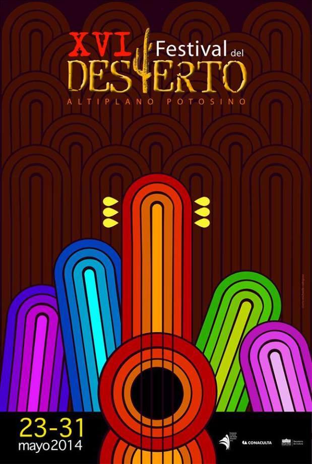 XV Festival del Desierto  @ Altiplano Potosino