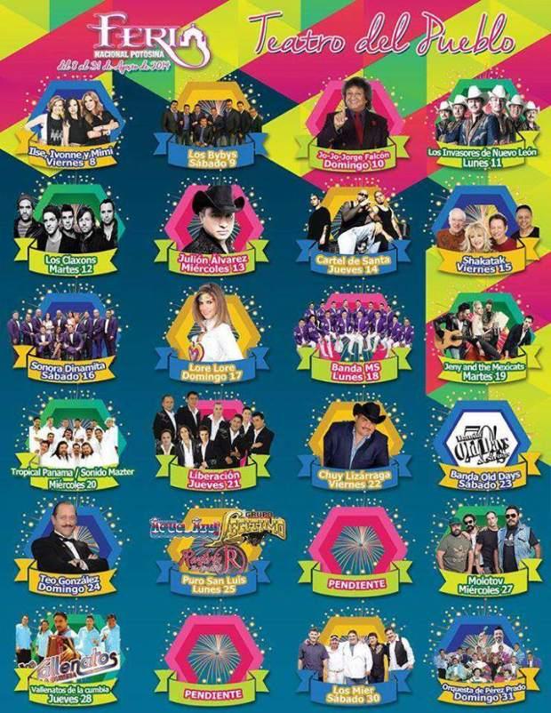 Teatro del Pueblo 2014