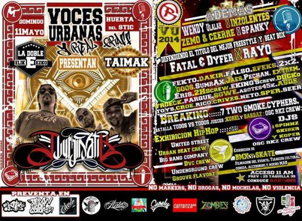 voces urbanas