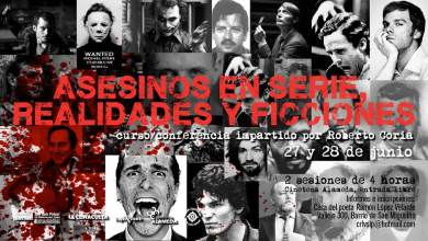 Photo of Asesinos Seriales en la Cineteca Alameda