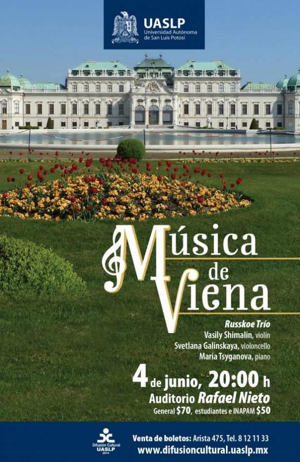 Música de Viena Trío Ruso
