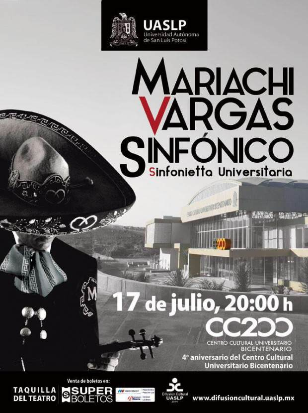 Mariachi Vargas Sinfónico