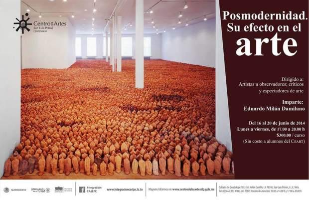 Posmodernidad su efecto en el arte @ Centro de las Artes de San Luis Potosí | San Luis Potosí | San Luis Potosí | México