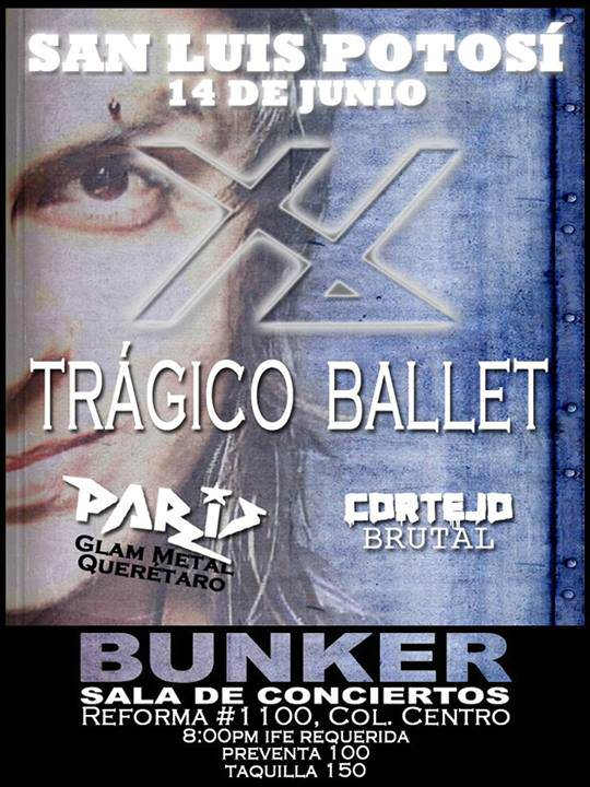 tragico ballet bunker