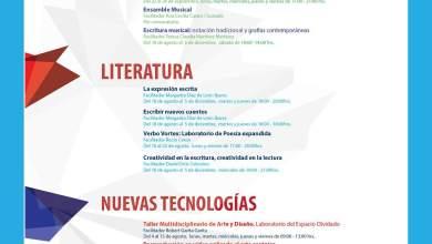 Photo of CUART-UASLP invita a participar en los cursos de otoño 2014