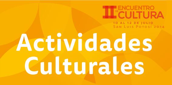 II Encuentro Cultura