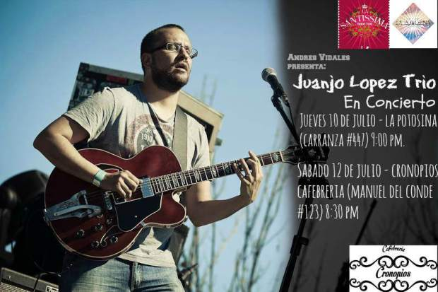 Juanjo López Trio