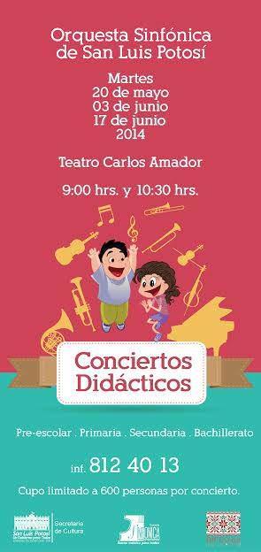 conciertos didácticos