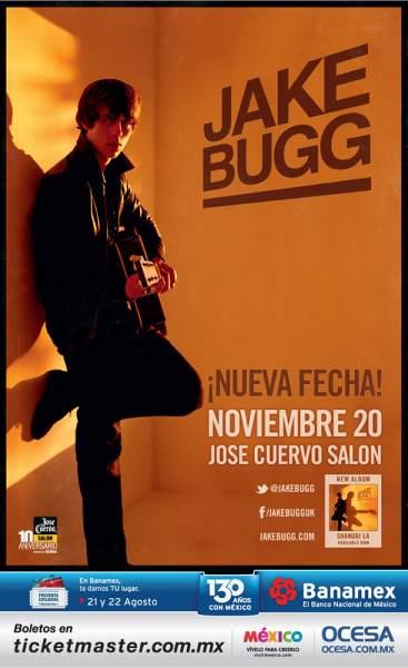 Jake Bugg México
