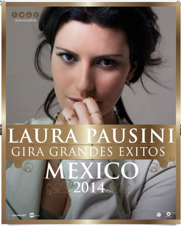 Laura Pausini Gira Grandes Exitos México
