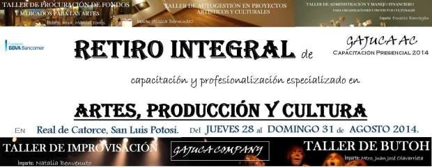 Retiro Integral especializado en Arte, Producción y Cultura @ Real de Catorce | Real de Catorce | San Luis Potosí | México