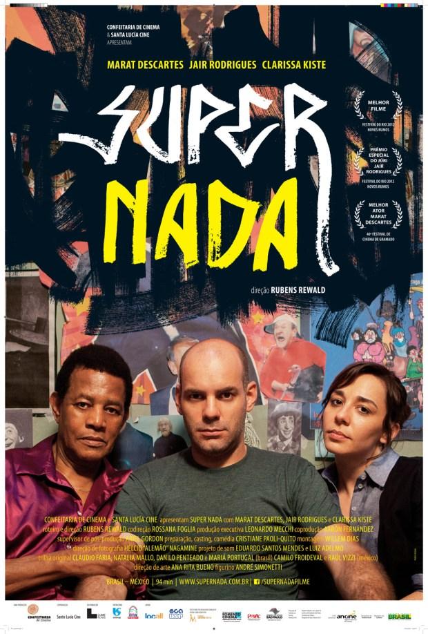 SuperNada Poster