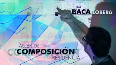 Photo of Taller de composición impartido por Ignacio Baca Lobera