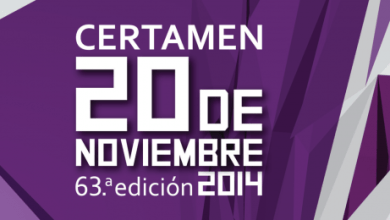 Photo of Convocan al Certamen 20 de Noviembre 2014