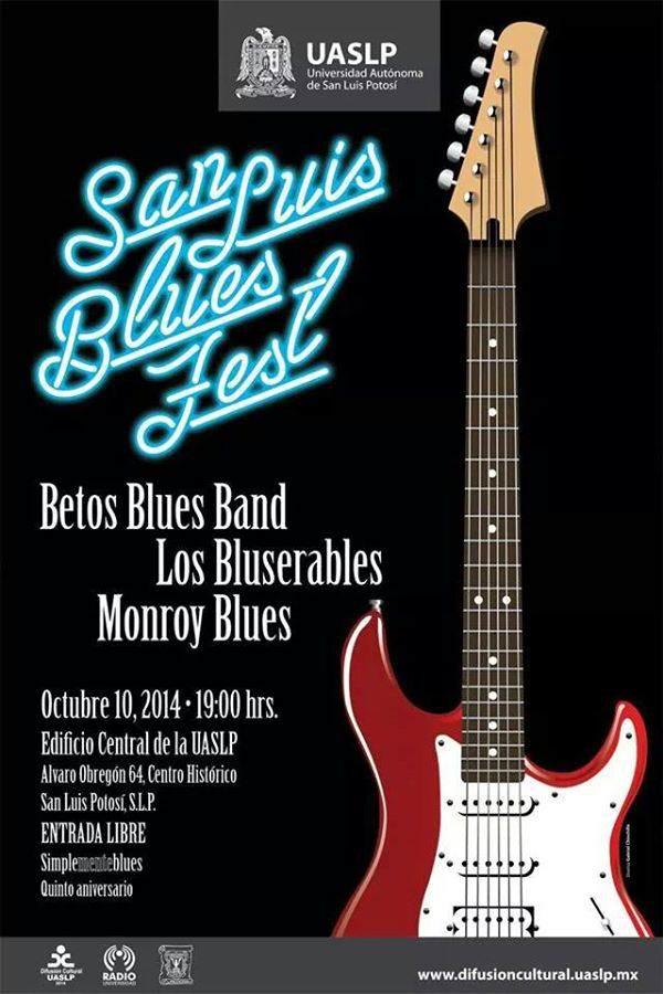 San Luis Blues Fest