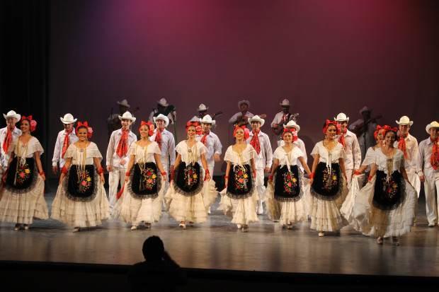 Ballet Folklórico de la Universidad de Veracruz