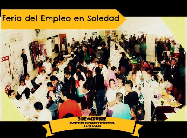Feria Empleo Soledad 2014