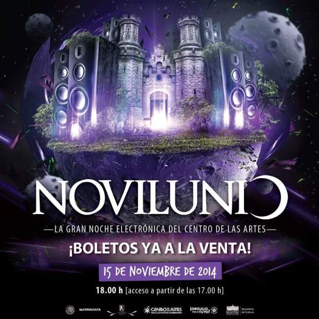 Novilunio festival 2014
