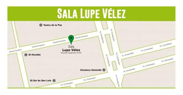 Sala Lupe Vélez