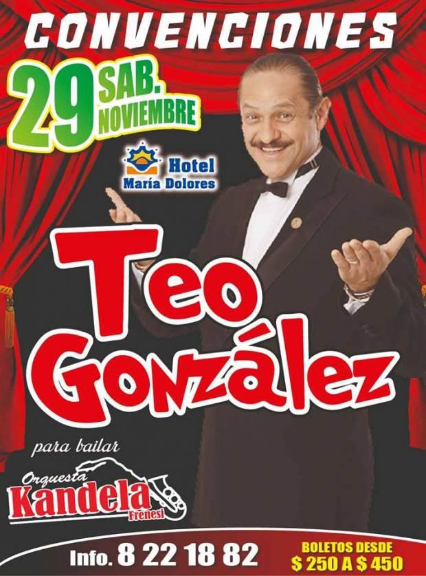 Teo González