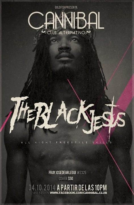 The Black Jesus