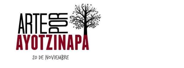 Arte por Ayotzinapa  @ Plaza de Armas
